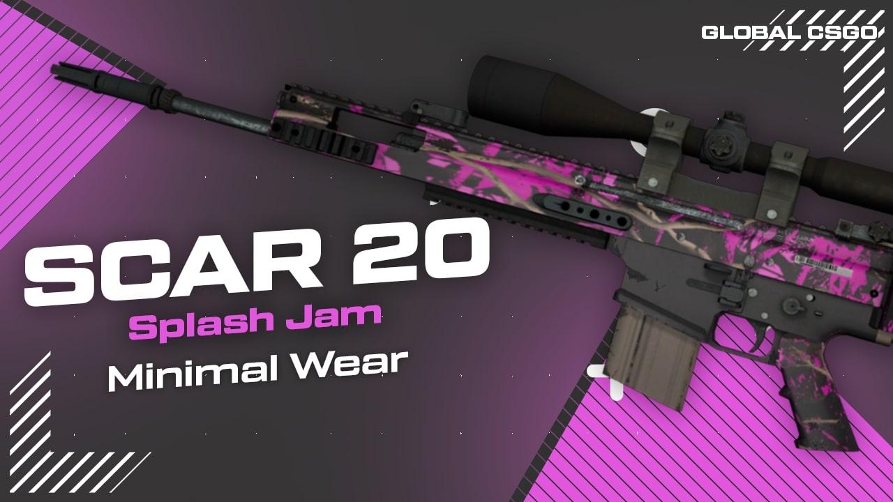 scar20 splash jam